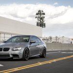 Space Gray E92 BMW M3 with Vorsteiner Wheels (17)