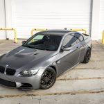 Space Gray E92 BMW M3 with Vorsteiner Wheels (23)