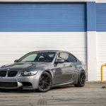 Space Gray E92 BMW M3 with Vorsteiner Wheels (33)