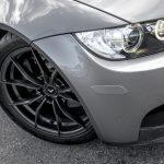 Space Gray E92 BMW M3 with Vorsteiner Wheels (37)