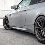 Space Gray E92 BMW M3 with Vorsteiner Wheels (7)