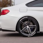 Alpine White F82 BMW M4 (4)