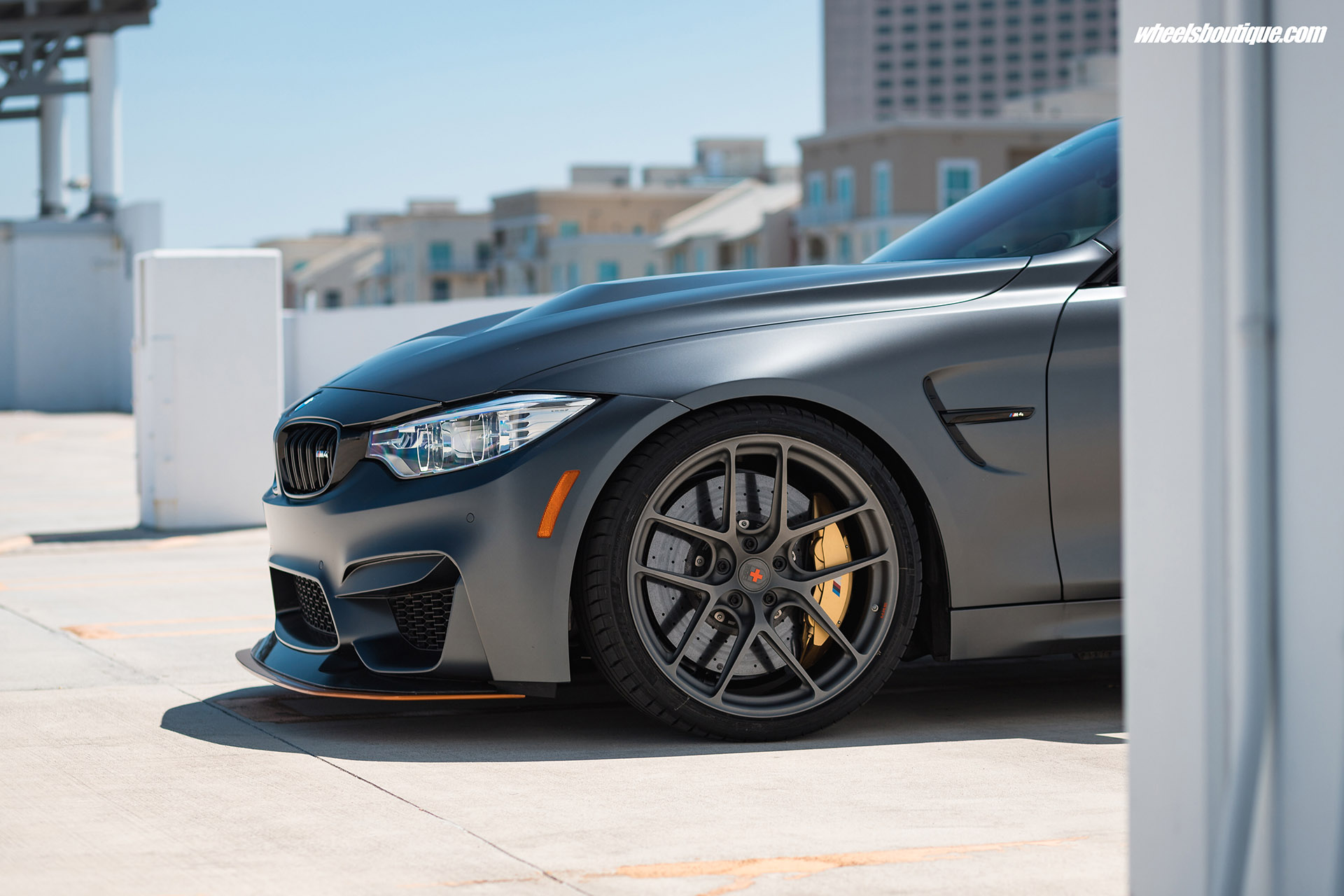 BMW M4 GTS with HRE Wheels (8)