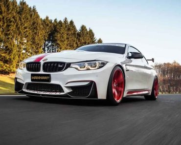 BMW M4 with Impressive Power Upgrade by Manhart (1)