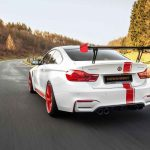 BMW M4 with Impressive Power Upgrade by Manhart (2)