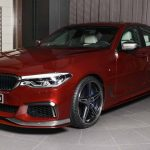 Aventurini Red BMW M550i xDrive by AC Schnitzer (1)