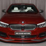 Aventurini Red BMW M550i xDrive by AC Schnitzer (2)