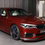 Aventurini Red BMW M550i xDrive by AC Schnitzer (3)