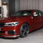 Aventurini Red BMW M550i xDrive by AC Schnitzer (4)
