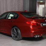 Aventurini Red BMW M550i xDrive by AC Schnitzer (6)