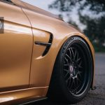 Sunburst Gold F80 BMW M3 in HRE 540 Wheels (3)