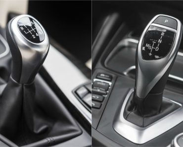BMW Automatic Gearbox VS Manual Gearbox