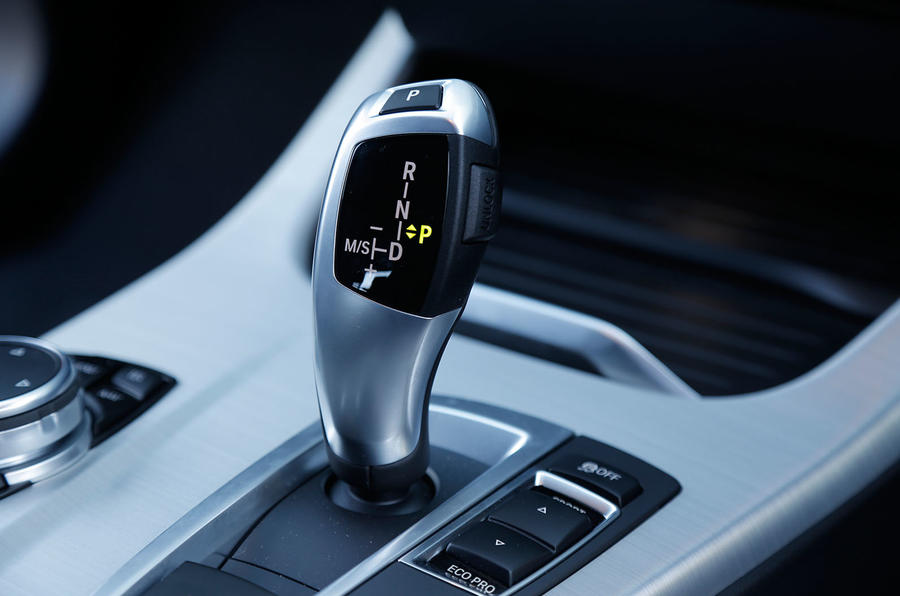 BMW Automatic Gearbox