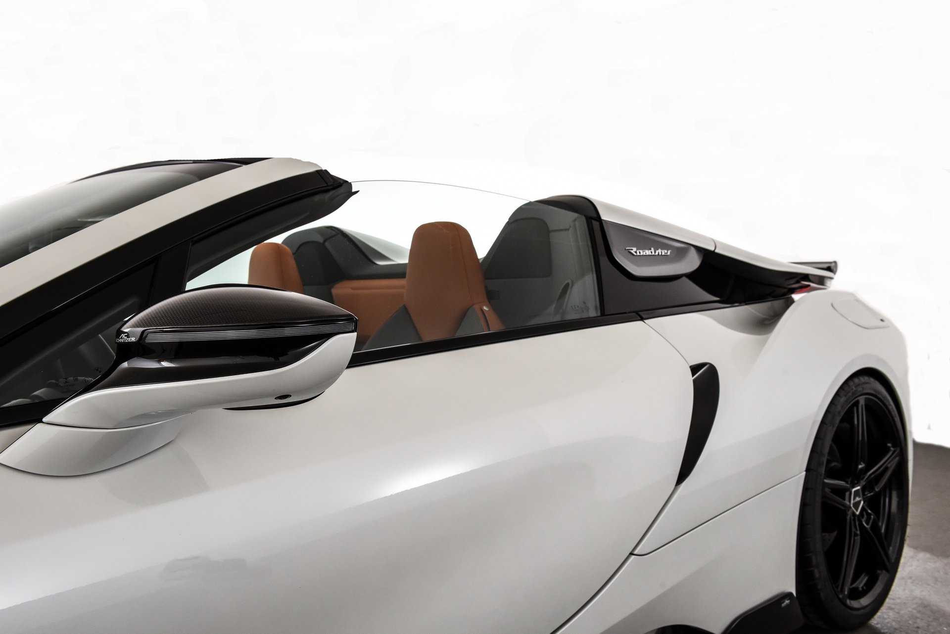 Bmw I8 Roadster Full Body Kit By Ac Schnitzer Bmw Car Tuning
