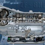 ZF 8HP BMW 7 Series Automatic Gearbox