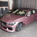 Rose Quarts BMW 750Li xDrive (10)