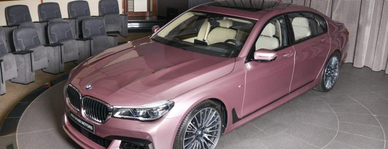 Rose Quarts BMW 750Li xDrive (10)