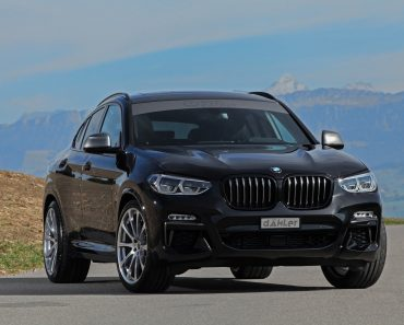 BMW X4 by Dahler (15)