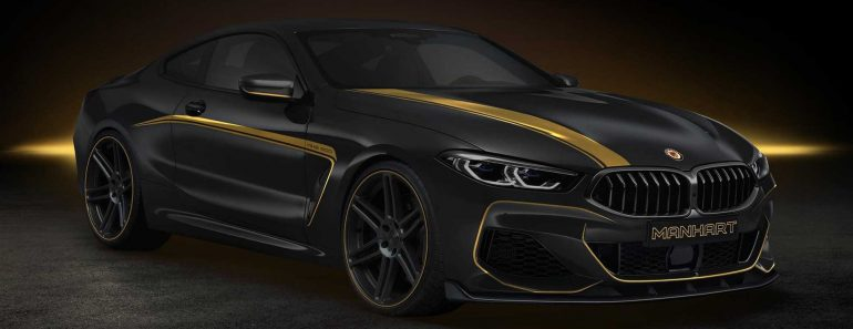 2019 BMW M850i Tuning By Manhart – MH8 600 (2)