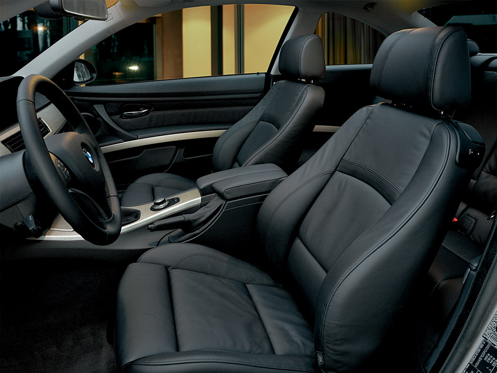 BMW Leather Seats