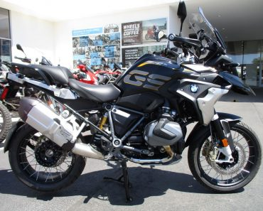 2019 BMW R1250GS Motorcycle