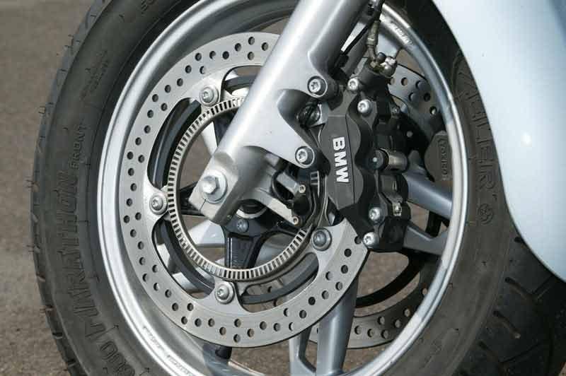 BMW Motorcycle brake pads