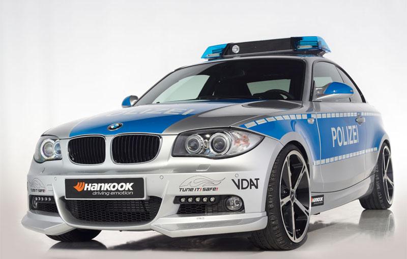 BMW 123d Police car by AC Schnitzer