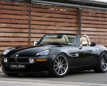 Senner Tuning BMW Z8