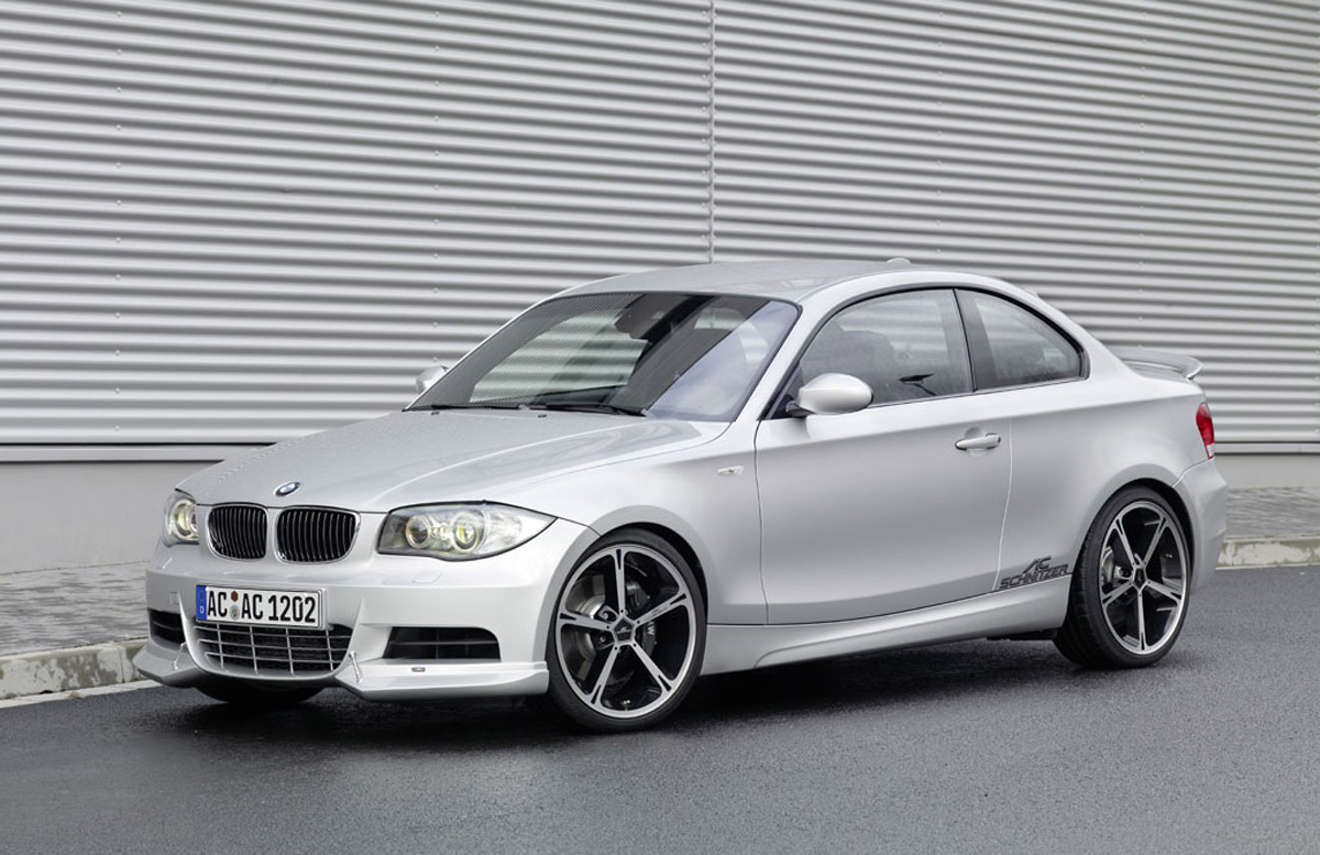 AC Schnitzer ACS1 BMW E82