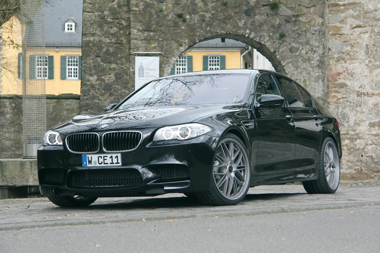 Manhart Racing MH5 S-Biturbo BMW M5