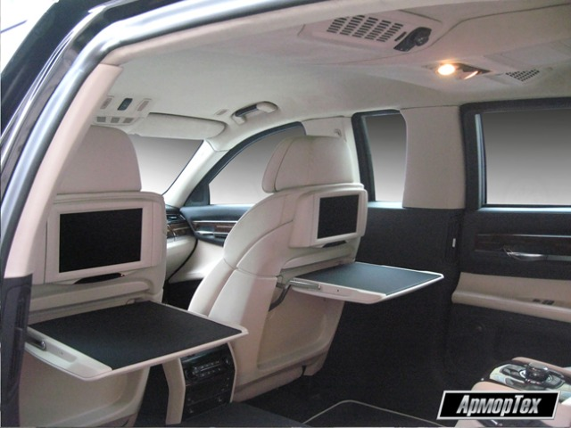 Armortech BMW 760 XLi High Security