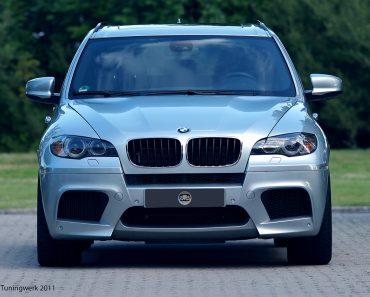 BMW X5 Tuningwerk NR X5Ms