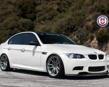 E90 BMW M3 tuning