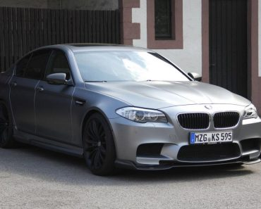 Kelleners Sport BMW M5 preview