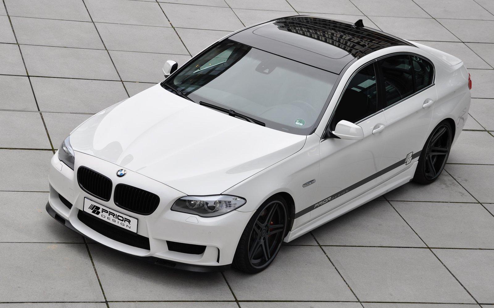 Prior Design BMW 5 Series