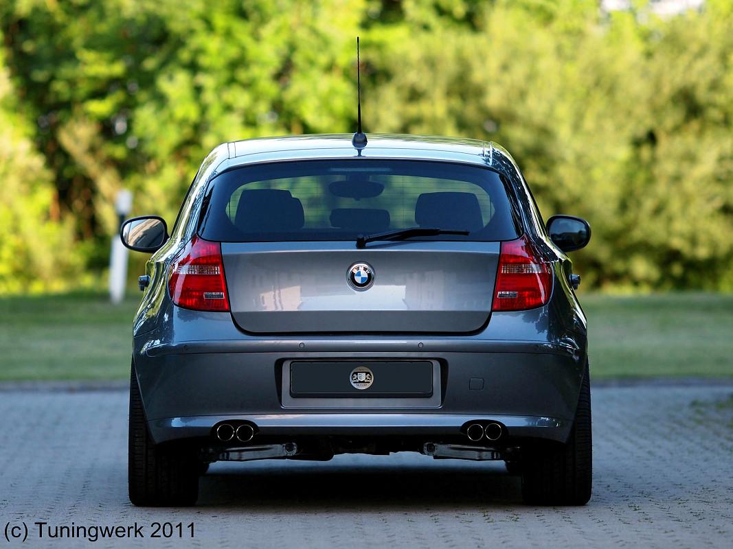 Tuningwerk NR 1s BMW 1 Series