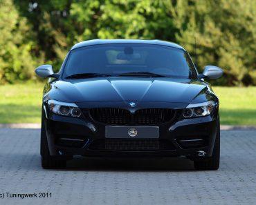 Tuningwerk NR Z4s BMW Z4