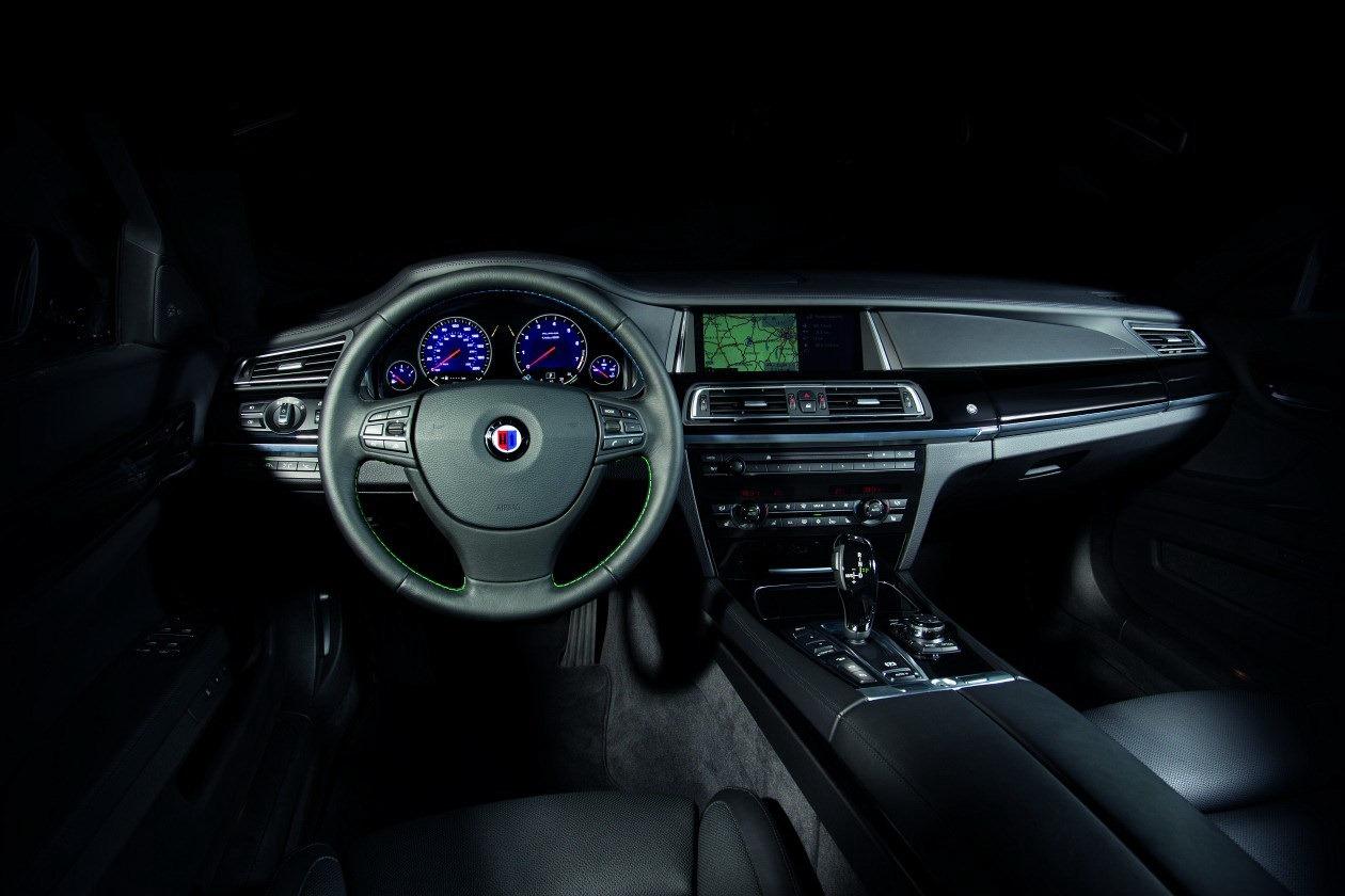 Alpina B7 Bi-Turbo update