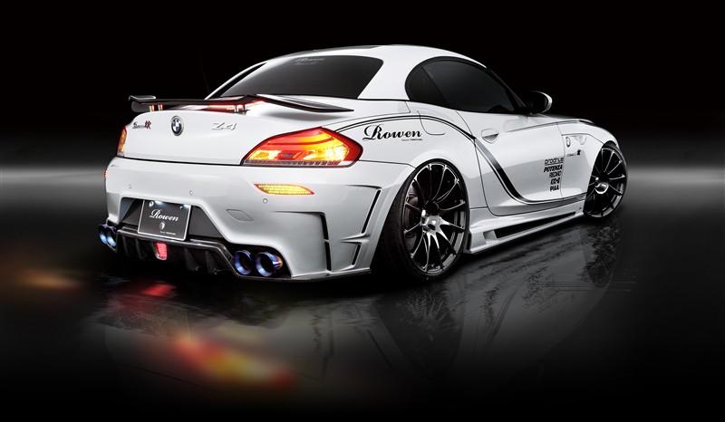BMW Z4 White Wolf by Rowen Japan