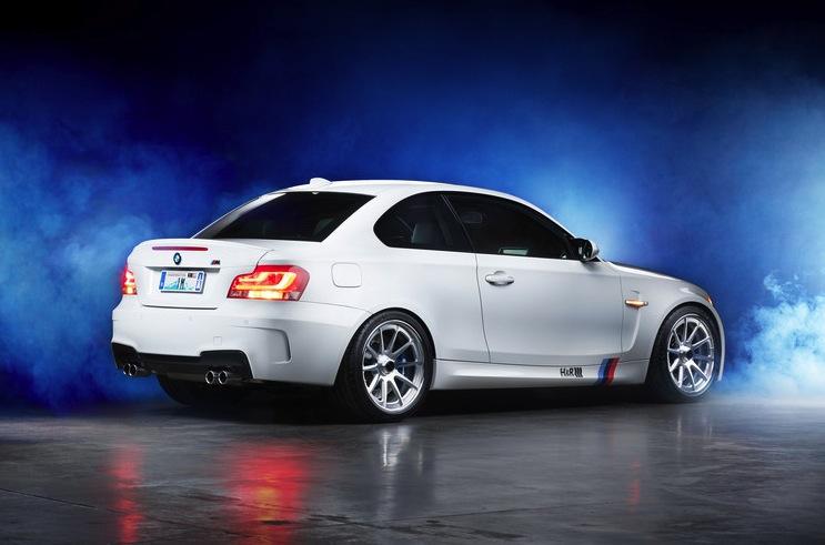 H&R Springs BMW 1M