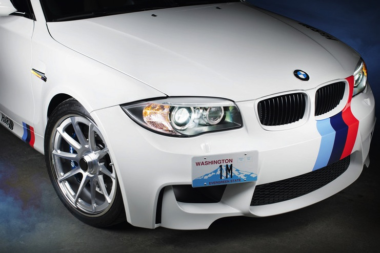 H&R Springs BMW 1M