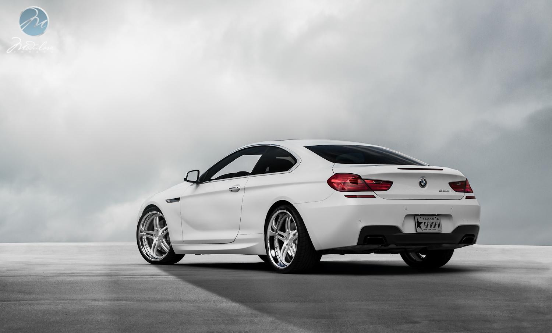 BMW 6 Series Modulare Wheels