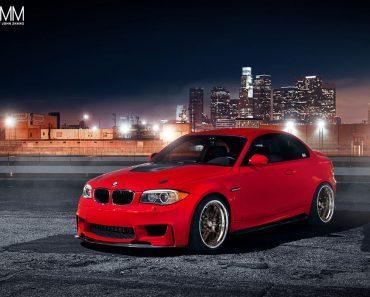 Custom BMW 1 Series M Coupe