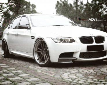 E90 BMW M3 ADV Wheels