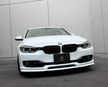 F30 BMW 3 Series by 3D Design