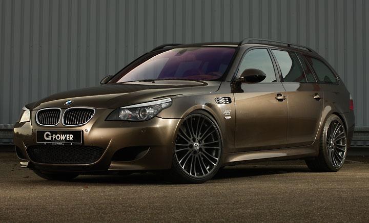 G-Power BMW M5 Touring