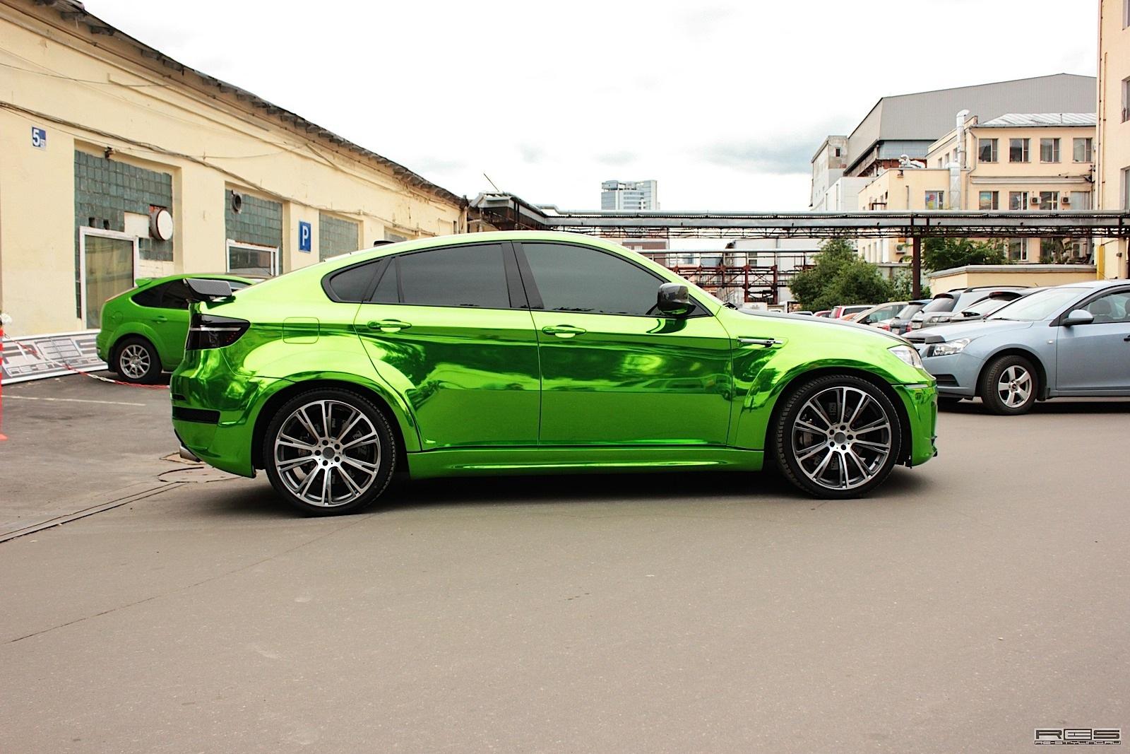 Hulk BMW X6 M