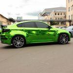 Hulk BMW X6 M (6)