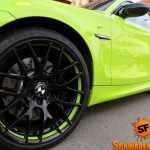 Hulk's Lime Green BMW 1M (12)