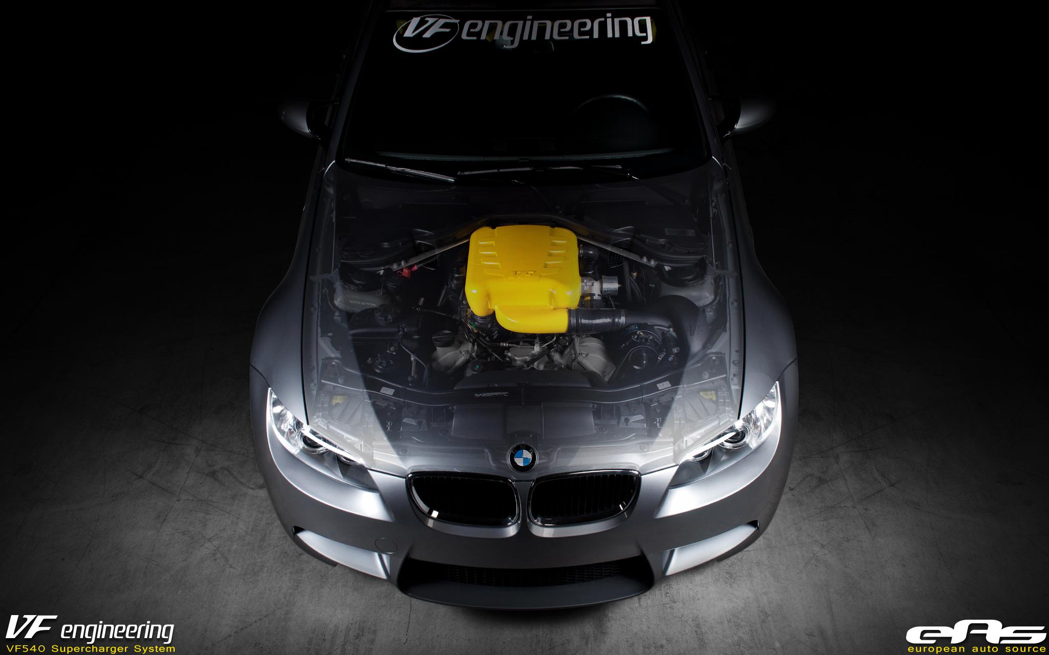 VF Engineering VF540 & EAS BMW M3